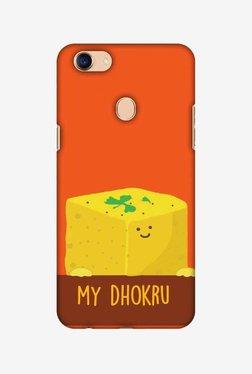 Amzer My Dhokru Hard Shell Designer Case For Oppo F5/F5 Youth
