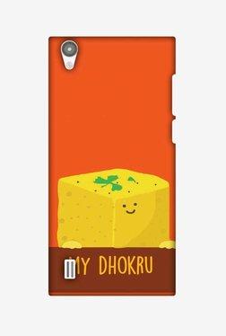 Amzer My Dhokru Hard Shell Designer Case For Vivo Y15/Y15S