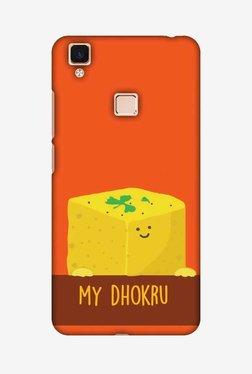 Amzer My Dhokru Hard Shell Designer Case For Vivo V3Max