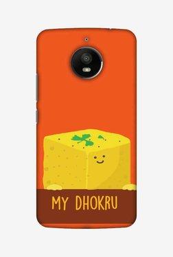 Amzer My Dhokru Hard Shell Designer Case For Moto E4 Plus