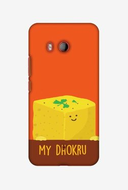 Amzer My Dhokru Hard Shell Designer Case For HTC U11