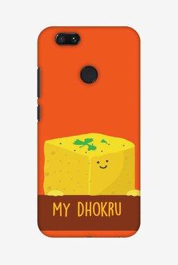 Amzer My Dhokru Hard Shell Designer Case For Mi A1/Mi 5X
