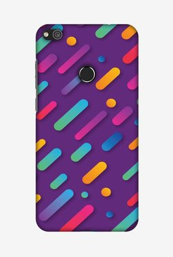 Amzer It's Raining Gradients Designer Case For Huawei P8 Lite