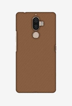 Amzer Butterum Texture Hard Shell Designer Case For Lenovo K8 Note