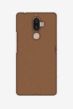 Amzer Butterum Texture Hard Shell Designer Case For Lenovo K8 Note