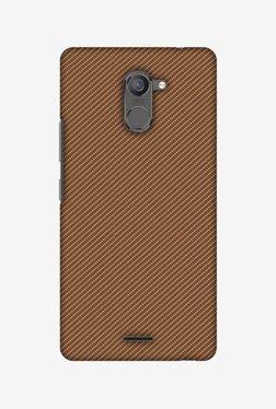 Amzer Butterum Texture Hard Shell Designer Case For Infinix Hot 4 Pro