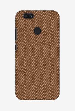 Amzer Butterum Texture Hard Shell Designer Case For Mi A1/Mi 5X