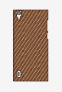 Amzer Butterum Texture Hard Shell Designer Case For Vivo Y15/Y15S