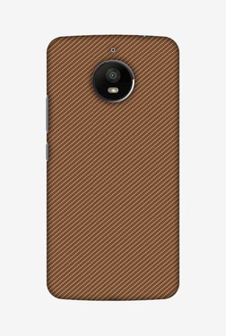 Amzer Butterum Texture Hard Shell Designer Case For Moto E4 Plus