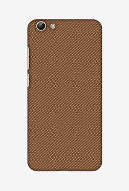 Amzer Butterum Texture Hard Shell Designer Case For Vivo Y69
