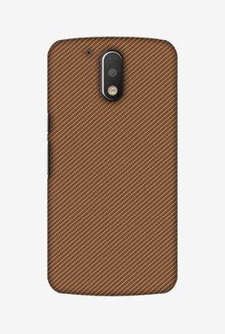 Amzer Butterum Texture Hard Shell Designer Case For Moto G4 Play