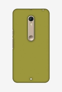 Amzer Golden Lime Hard Shell Designer Case For Moto X Pure Edition/Moto X Style