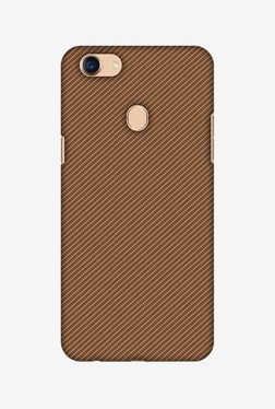 Amzer Butterum Texture Hard Shell Designer Case For Oppo F5/F5 Youth