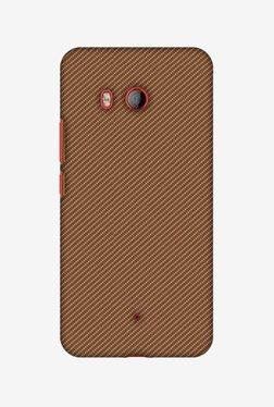 Amzer Butterum Texture Hard Shell Designer Case For HTC U11