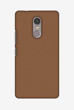 Amzer Butterum Texture Hard Shell Designer Case For Lenovo K6 Note