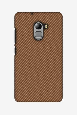 Amzer Butterum Texture Hard Shell Designer Case For Lenovo A7010/K4 Note