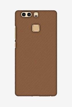 Amzer Butterum Texture Hard Shell Designer Case For Huawei P9 Plus
