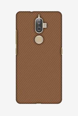 Amzer Butterum Texture Hard Shell Designer Case For Lenovo K8 Plus