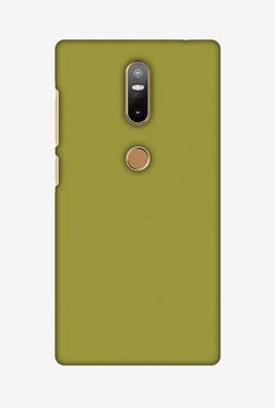 Amzer Golden Lime Hard Shell Designer Case For Lenovo Phab 2 Plus