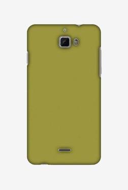 Amzer Golden Lime Hard Shell Designer Case For Coolpad Dazen 1