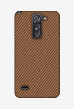 Amzer Butterum Texture Hard Shell Designer Case For LG G3 Stylus