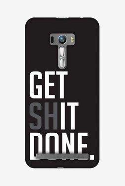 Amzer Get Shit Done Hard Shell Designer Case For Asus Zenfone Selfie