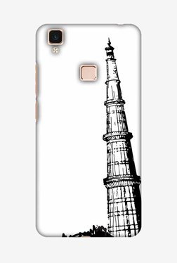 Amzer Qutub Minar Hard Shell Designer Case For Vivo V3Max