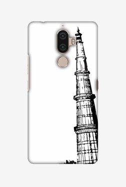 Amzer Qutub Minar Hard Shell Designer Case For Lenovo K8 Note