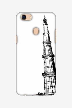 Amzer Qutub Minar Hard Shell Designer Case For Oppo F5/F5 Youth