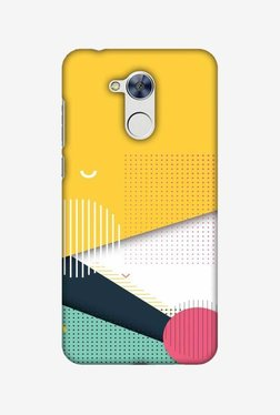 Amzer Dots And Stripes Hard Shell Designer Case For Honor Holly 4/Honor 6A