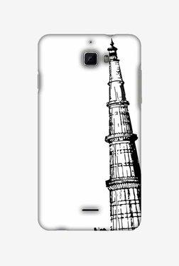 Amzer Qutub Minar Hard Shell Designer Case For Coolpad Dazen 1