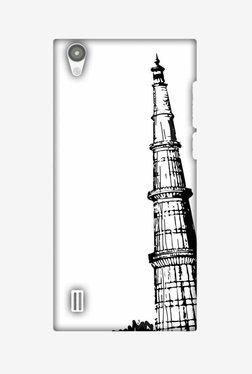 Amzer Qutub Minar Hard Shell Designer Case For Vivo Y15/Y15S