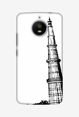Amzer Qutub Minar Hard Shell Designer Case For Moto E4 Plus