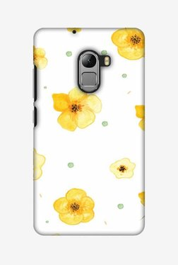 Amzer Lilies Hard Shell Designer Case For Lenovo A7010/K4 Note