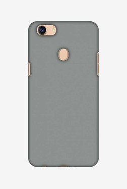 Amzer Neutral Grey Hard Shell Designer Case For Oppo F5/F5 Youth