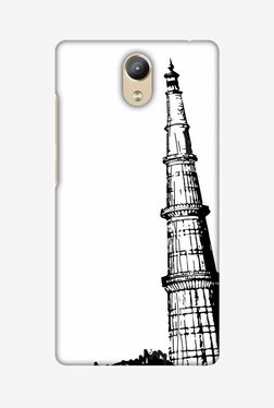 Amzer Qutub Minar Hard Shell Designer Case For Lenovo Phab 2