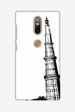 Amzer Qutub Minar Hard Shell Designer Case For Lenovo Phab 2 Plus