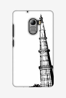 Amzer Qutub Minar Hard Shell Designer Case For Lenovo A7010/K4 Note
