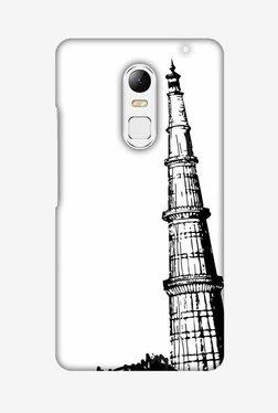 Amzer Qutub Minar Hard Shell Designer Case For Lenovo Vibe X3