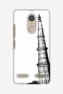 Amzer Qutub Minar Hard Shell Designer Case For Lenovo K6/K6 Power
