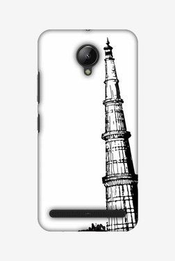 Amzer Qutub Minar Hard Shell Designer Case For Lenovo C2