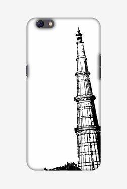 Amzer Qutub Minar Hard Shell Designer Case For Oppo F3 Plus