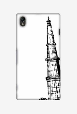 Amzer Qutub Minar Hard Shell Designer Case For Sony Xperia Z1 L39h