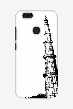 Amzer Qutub Minar Hard Shell Designer Case For Mi A1/Mi 5X