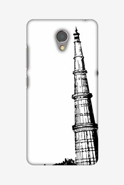 Amzer Qutub Minar Hard Shell Designer Case For Lenovo P2