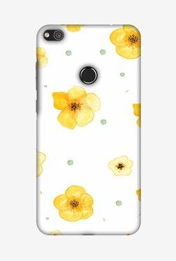 Amzer Lilies Designer Case For Huawei P8 Lite