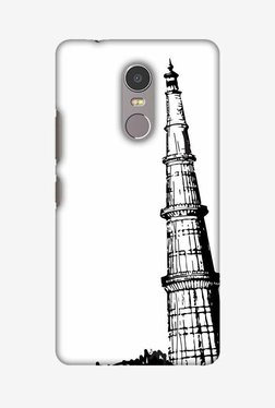 Amzer Qutub Minar Hard Shell Designer Case For Lenovo K6 Note