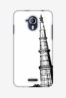 Amzer Qutub Minar Hard Shell Designer Case For Micromax Canvas Magnus