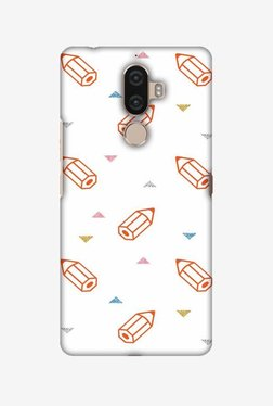 Amzer Stationery Hard Shell Designer Case For Lenovo K8 Note