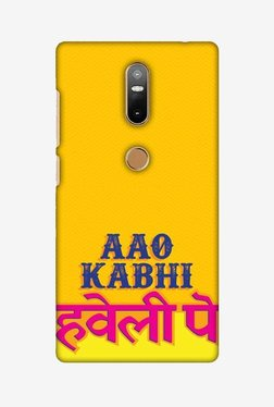 Amzer Aao Kabhi Hard Shell Designer Case For Lenovo Phab 2 Plus